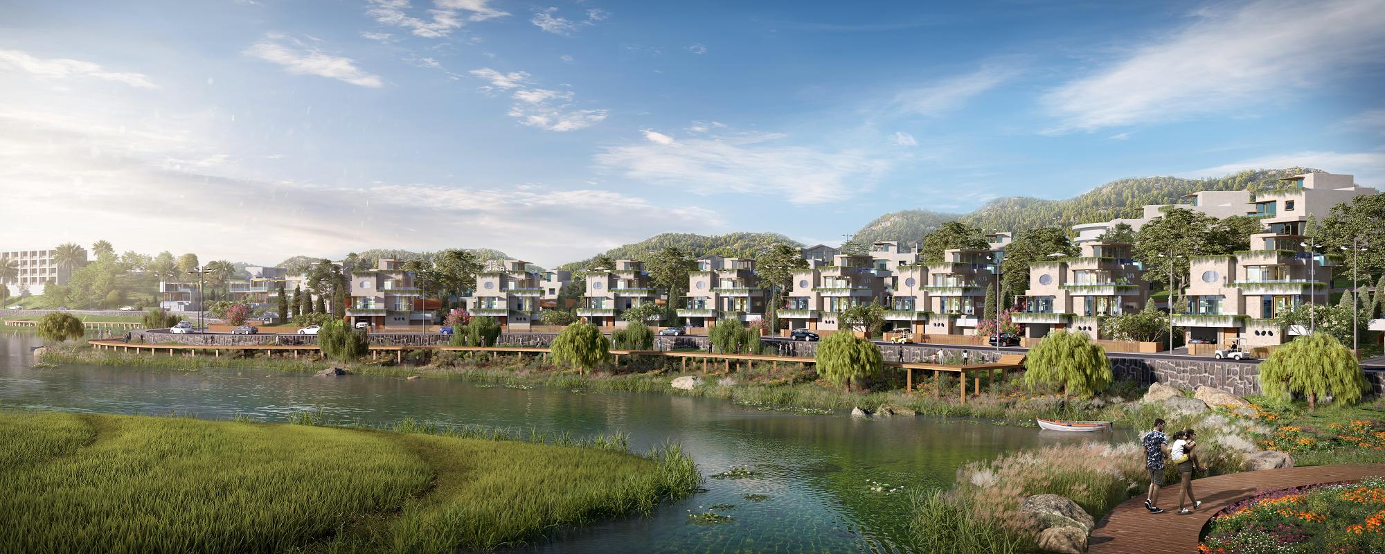Dãy biệt thự DB8 view sông Thiên Thanh.png